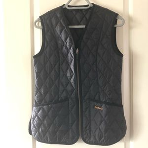 Barbour Betty Fleece Lined Quilted Liner / 4